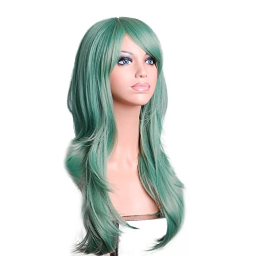 Mint Long (Rise World Wig New Fashion 28