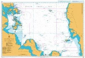 Amazon com : BA Chart 1312: South China Sea, Singapore