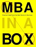 MBA in a Box, Joel Kurtzman and Victoria Griffith, 0609610880