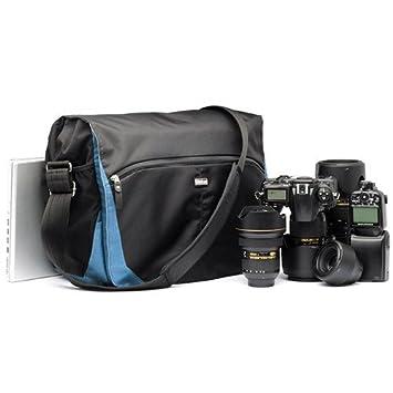 6a18622471 Think Tank CityWalker 30 Blue Slate Shoulder Bag  Amazon.co.uk  Electronics