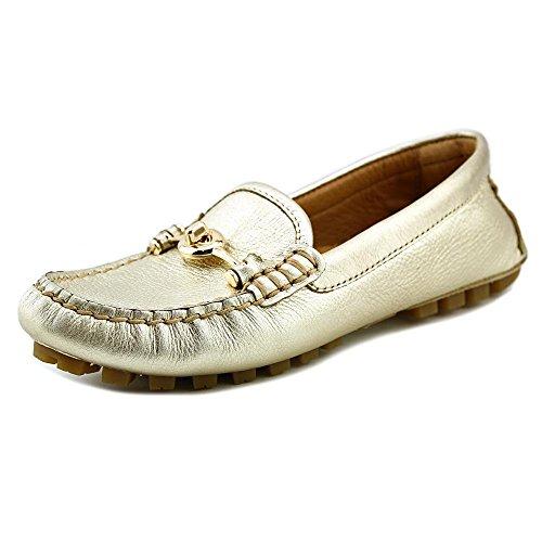 Coach Arlene Women Leather Loafer