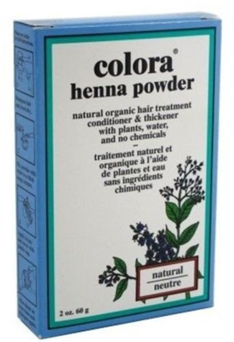 Amazon Com Colora Henna Powder Natural Beauty