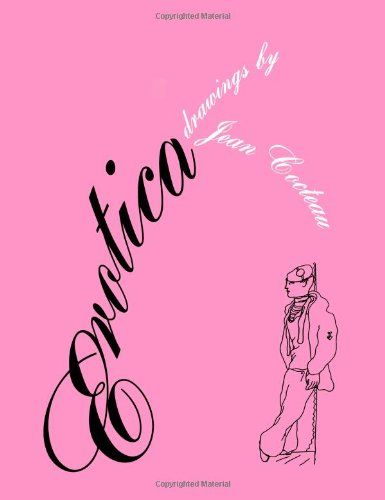 Book Erotica: Drawings by Jean Cocteau<br />PPT