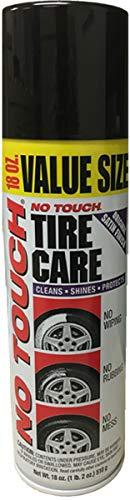 NO TOUCH TIRE CARE -- 18 OZ. BONUS ()