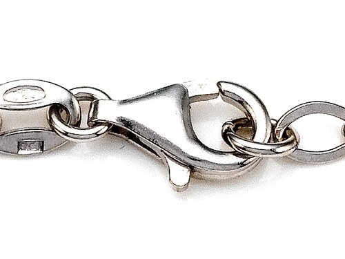 Finejewelers Sterling Silver 10 Inches 3 Dolphins Adjustable Ankle Bracelet by Finejewelers (Image #3)