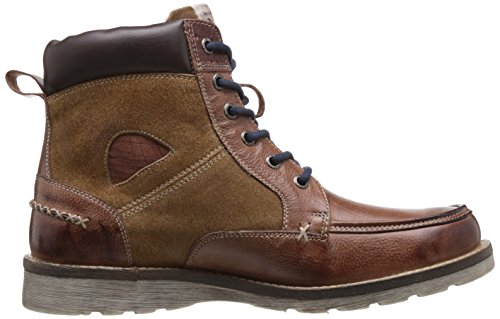 ID Mens Leather Boots Timber h3gP1