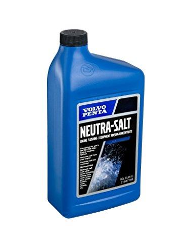 OEM Volvo Penta Marine Engine Neutra-Salt Quart Bottle 32oz -  VOL21687793