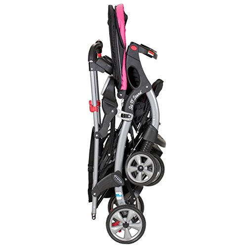 Baby Trend Sit n Stand Ultra Stroller, Bubble Gum by Baby Trend (Image #4)
