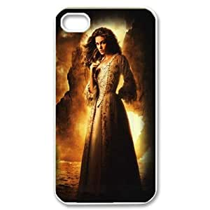IMISSU Customized Print Pirates of the Caribbean Pattern Back Case for iPhone 4/4S