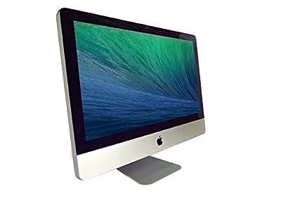"Apple iMac A1311 21.5"" Desktop, Intel Core i5 2.50GHz, 16GB RAM, 500GB MC309LL/A (Refurbished)"