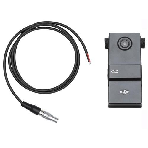 DJI Auxiliary Power Adapter for Ronin, Ronin-M and Ronin-MX Gimbal - Power Supply Auxiliary