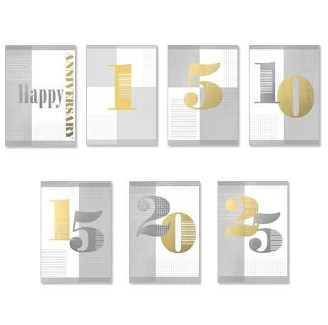 Hallmark Work Anniversary and Career Milestones 25枚パック アソートカード (グリーティングカード25枚パック) B07L9F9GHT