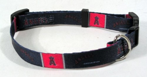 Hunter MFG Los Angelels Angels Dog Collar, ()
