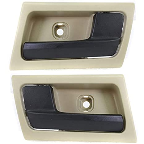 Crown Vic Front//Rear Inside Inner Interior Door Handle Pair Set Left Right Side