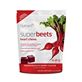 HumanN SuperBeets Heart Chews | Grape Seed Extract