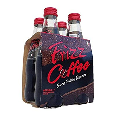 Frizz, Carbonated Coffee Drink, 8.5 Ounce
