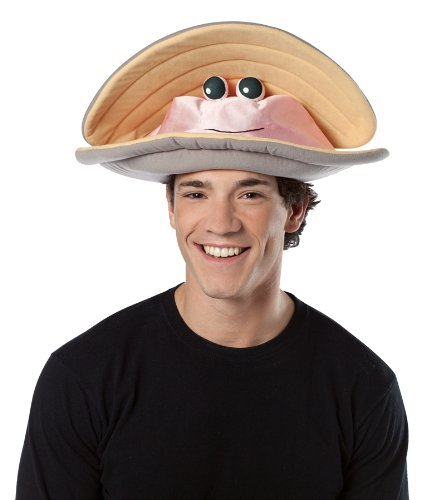 Rasta Imposta Clam Hat Adult (One Size) (Small Clam)