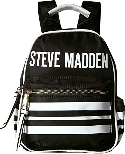 Steve Madden Mini Force Stripe Black One Size