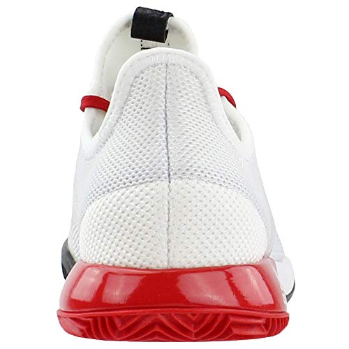 adidas Adizero Defiant Bounce w White/Scarlet/core Black, US