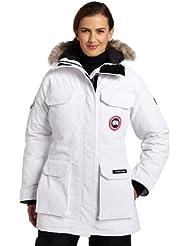 alternatives to Canada Goose' womens parkas