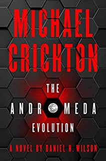 Book Cover: The Andromeda Evolution