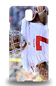 New NFL San Francisco 49ers Colin Kaepernick #7 Protective Galaxy Note 3 Classic Hardshell 3D PC Case ( Custom Picture iPhone 6, iPhone 6 PLUS, iPhone 5, iPhone 5S, iPhone 5C, iPhone 4, iPhone 4S,Galaxy S6,Galaxy S5,Galaxy S4,Galaxy S3,Note 3,iPad Mini-Mini 2,iPad Air )