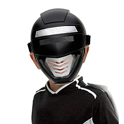 WIDMANN 04862 ? Power Robot Máscara para niños, One Size: Juguetes y juegos