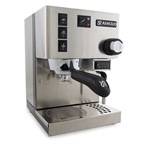 Photo Rancilio Silvia Espresso Machine w/ PID Installed