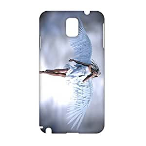 Rendering Girl 3D Phone Case for Samsung Galaxy Note3