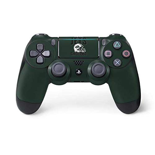 - Skinit New York Jets Helmet PS4 Pro/Slim Controller Skin - Officially Licensed NFL Gaming Decal - Ultra Thin, Lightweight Vinyl Decal Protection