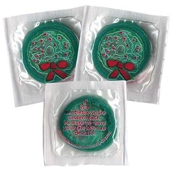 christmas sheath condoms 24 pack - Christmas Condoms