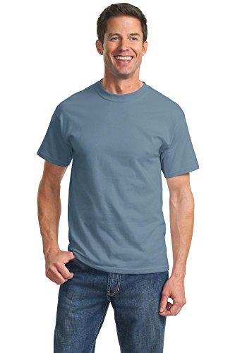 Shirt 1stonewash Essential Blue Company Men's Treask T w1aOqI
