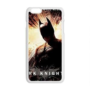 HGKDL batman dark knight rises Hot sale Phone Case for iPhone 6 Plus