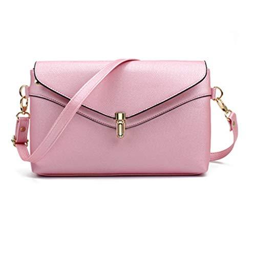 Messenger Pink à Purple Size Crossbody bandoulière Sacs One Zx0wdaEZq