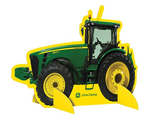 BirthdayExpress John Deere Tractor  Centerpiece