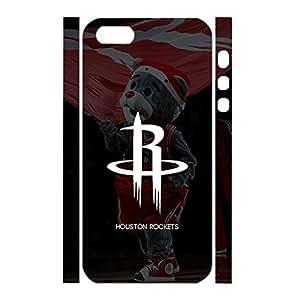 Fancy Dustproof Basketball Team Logo Designer Handmade Print Skin For Iphone 5/5S Case Cover