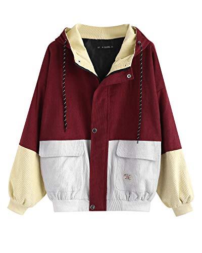 Colour Block Jacket - 3