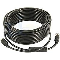 CabCAM 50 Ft. Weatherproof Power Audio Video Cable
