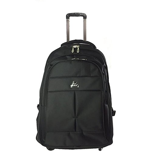 Compact Wheeled Laptop Bag - 2