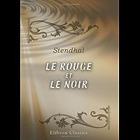 Le Rouge et le Noir (French Edition) book cover