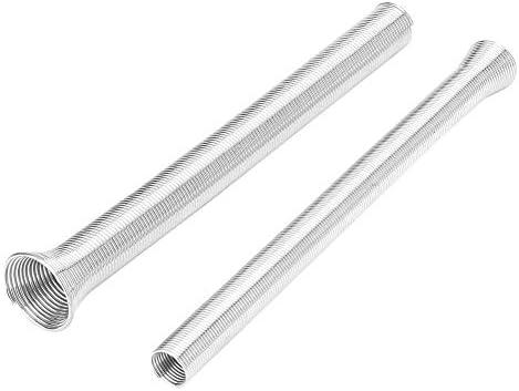 5 x//Pack 21cm Super Elastic Tubo de Acero de Resorte Bender el/éctrico de PVC Alambre Curvado de Tubos Regun Tubo de Primavera Kit