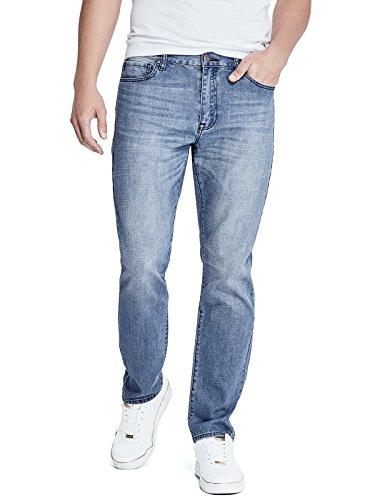 Guess Jeans Pants - GUESS Factory Men's Men's Jefferson Athletic-Fit Jeans