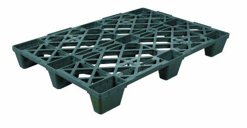 Aviditi CPP210 Industrial Plastic Pallet, 48