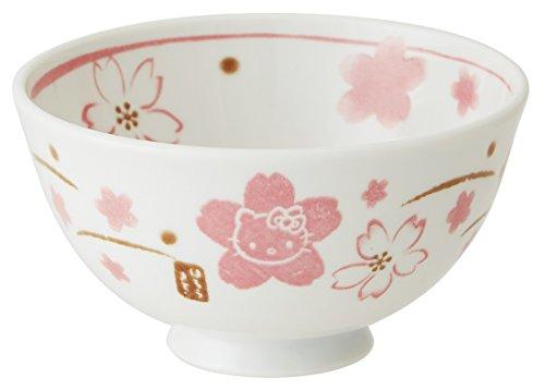 Blossom Rice Bowl - Hello Kitty Rice Bowl Sakura Cherry Blossom CAW1