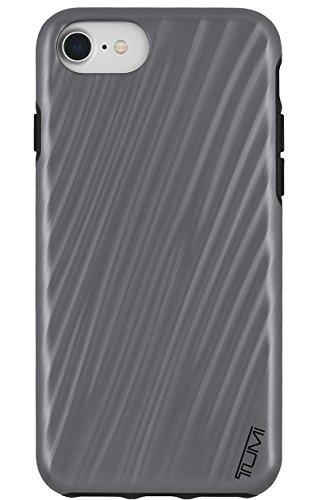 不測の事態ベールスペースTUMI(トゥミ)19 DEGREE ケース iPhone 7 / 8 ジャケット型ケース(メタリック?グレー) [並行輸入品]