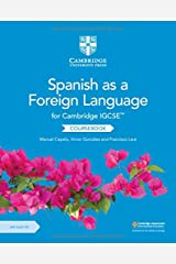 Cambridge IGCSE(TM) Spanish as a Foreign Language Coursebook with Audio CD (Cambridge International IGCSE) (Spanish Edition) Paperback