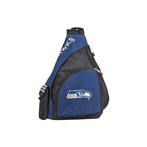 The Northwest Company Officially Licensed NFL Seattle Seahawks Leadoff Slingbag by The Northwest Company