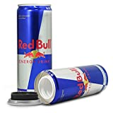Red Bull Diversion Safe Secret Storage Stash Can