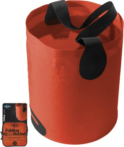 Sea to Summit Folding Bucket (20 Liter) by Sea to Summit