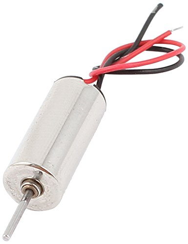 Uxcell 1.5V-4.5V Low Voltage 44273RPM Output Electric DC Coreless Motor